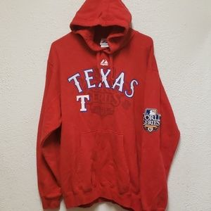 Other - Texas Rangers World Series Fall Classic Hoodie